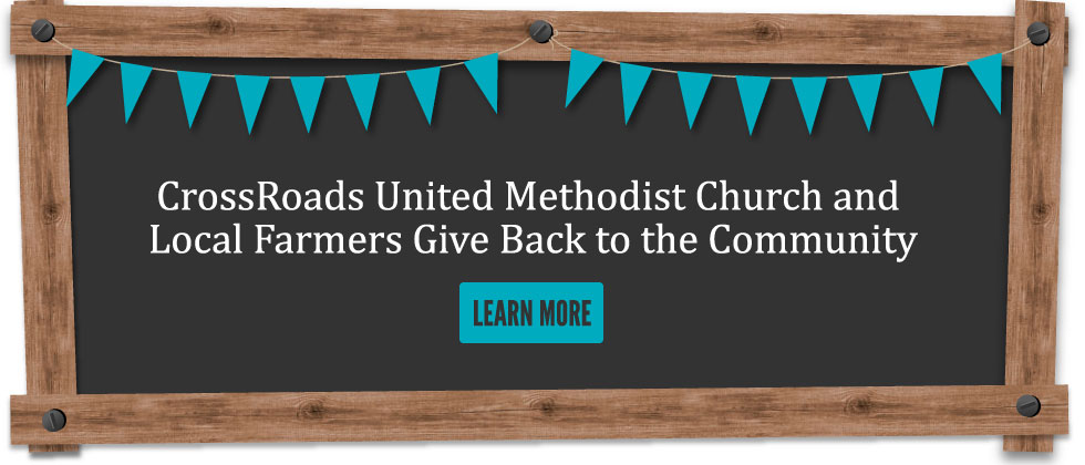 Church and Market Give Back